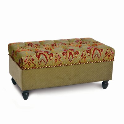 Eastern Accents Botham Ottoman