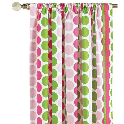 Eastern Accents Polly Cotton Curtain Single Panel