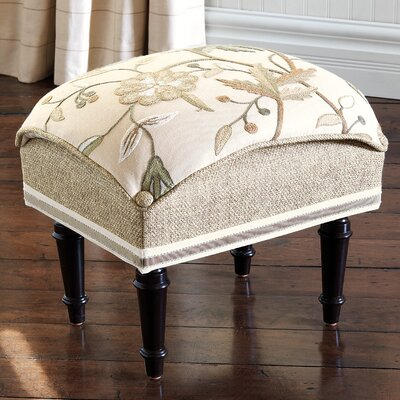 Eastern Accents Gallagher Pillow Top Stool