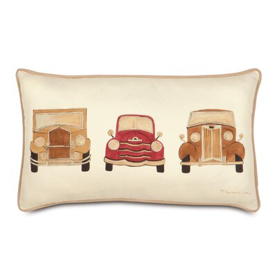 Eastern Accents Pinkerton Eli Polyester Cars Decorative Pillow