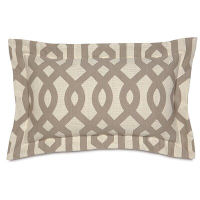 Eastern Accents Rayland Polyester Decorative Pillow with Flange