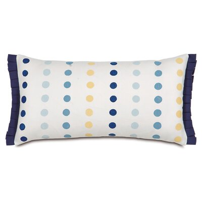 Eastern Accents Ella Polyester Eli Hand-Painted Decorative Pillow