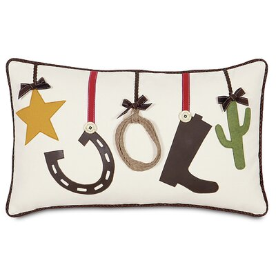 Eastern Accents Jingle Bell Rock Party Hop Pillow