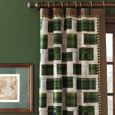 Eastern Accents MacCallum Curtain Single Panel