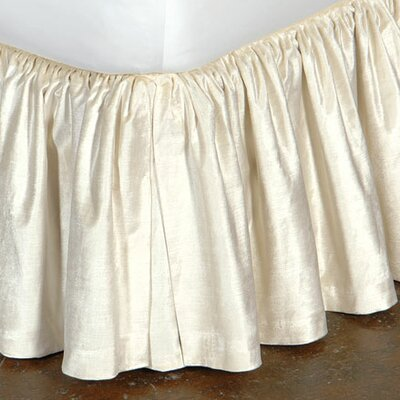 Eastern Accents Lucerne Ruffled Bed Skirt