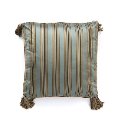 Chapman Polyester Marmara Sea Decorative Pillow with Turkish Corners