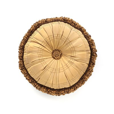 Tufted Round Decorative Pillow : Decorative Pillows & Accent Pillows Wayfair