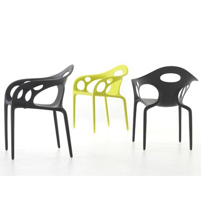Moroso Supernatural Arm Chair and Optional Cushion