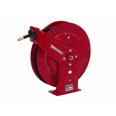 "Reelcraft 0.75"" x 50', 250 psi, Fuel Reel with Hose"