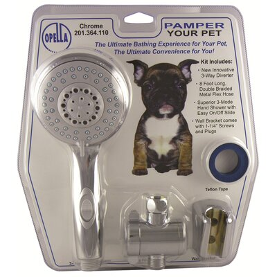 Opella Pamper Your Pet Hand Shower