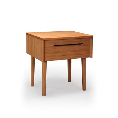 Greenington Sienna 1 Drawer Nightstand