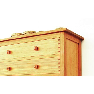 Greenington Hosta 6 Drawer Bamboo Chest