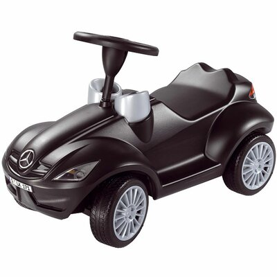 Big Toys SLK Bobby Benz Car in Black