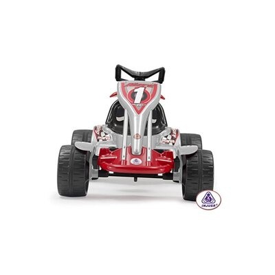 Big Toys Injusa Big Wheels Go-Kart 12v Ride-on Toy