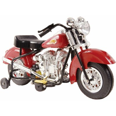 Big Toys Kalee Warrior 6V Battery Powered Motorcycle