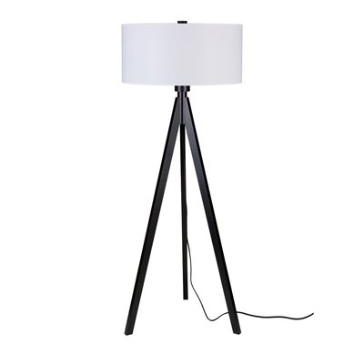 Lights Up! Woody Floor Lamp