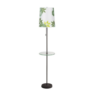 Lights Up! Zoe 1 Light Floor lamp