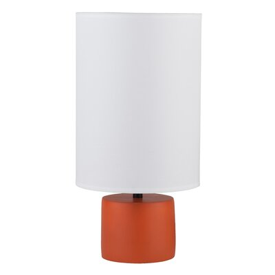 "Lights Up! Devo 18"" H Circular Table Lamp"