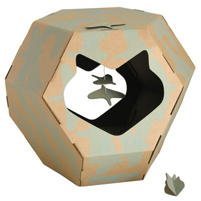 Kittypod Geodome Cat Bed