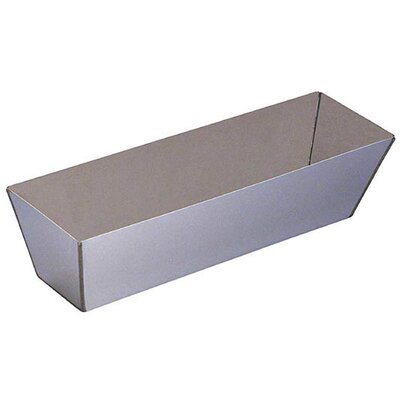 "Walboard 14"" Stainless Steel Mud Pan 24-003/SP-14"