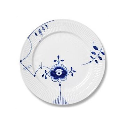 "Royal Copenhagen Blue Fluted Mega 10.75"" Dinner Plate"