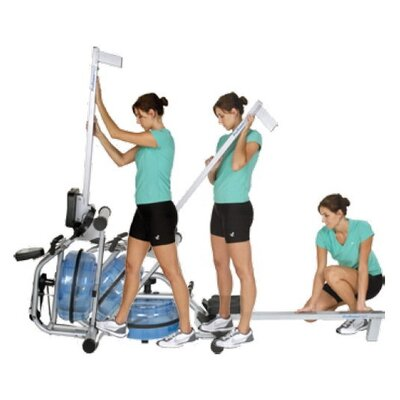 H2O Fitness ProRower H2O Club Series Rowing Machine