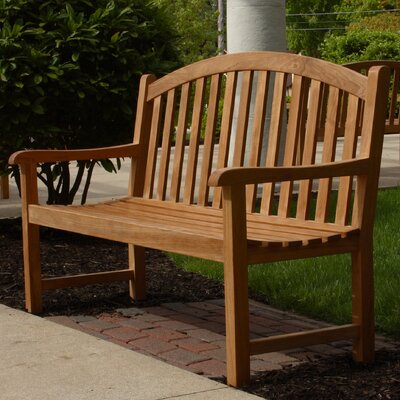 Three Birds Casual Victoria Teak Garden Bench