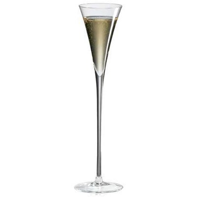 Classics 6 oz. Flute Long Stem Wine Glass