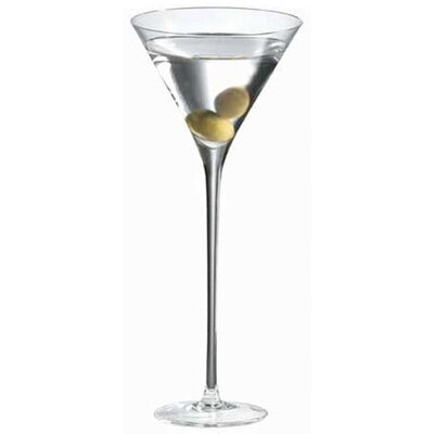 Distiller 10 oz. Martini Long Stem Glass