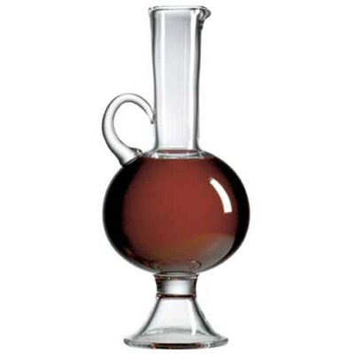 Ravenscroft Crystal 32 Oz. Pedestal Pomerol Decanter