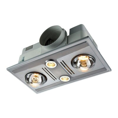 Exhaust Fan With Light And Heat Lamp Bathroom Exhaust Fan With Ligh Pictures
