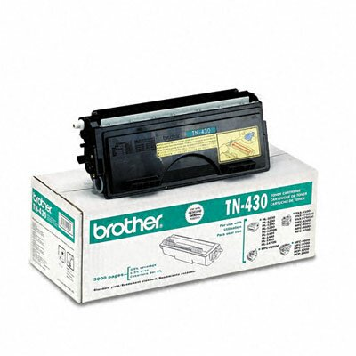 Brother Tn430 3000 Page-Yield Toner, 3000 Page-Yield
