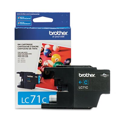 Brother LC71BK Ink Cartridge