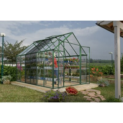 Poly-Tex Snap & Grow 8 x 4 Extension Kit in Green
