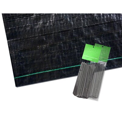 Poly-Tex 12' x 14' Ground Cover Kit with Staples