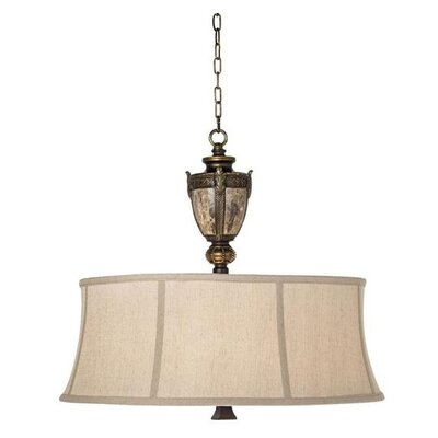 Pacific Coast Lighting Gallery Lafayette Drum Pendant