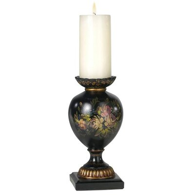 Pacific Coast Lighting Gallery Kiev Floral Candlestick