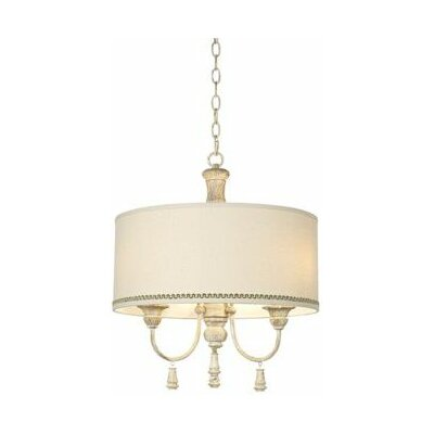 Pacific Coast Lighting Grand Maison 3 Light Chandelier