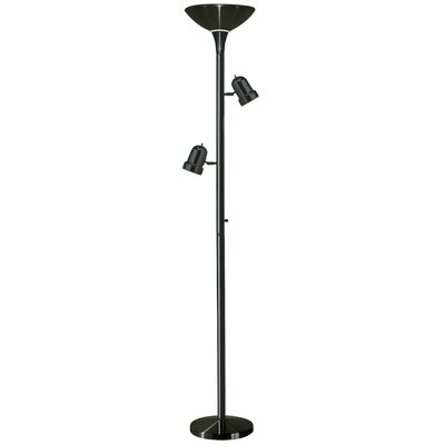 Pacific Coast Lighting PCL Sleek Shot 1 Light Floor Lamp