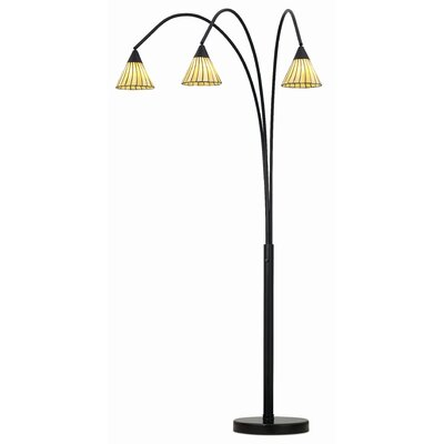 Pacific Coast Lighting PCL Archway Floor 3 Light Floor Lamp