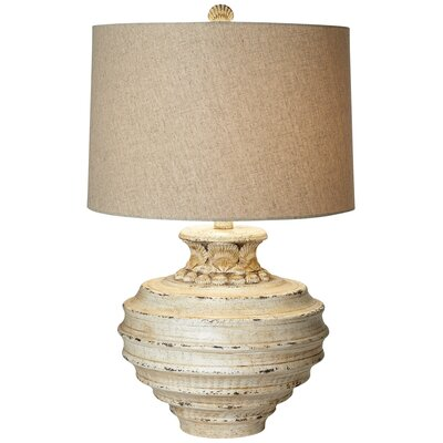Pacific Coast Lighting Ocean Crown 1 Light Table Lamp