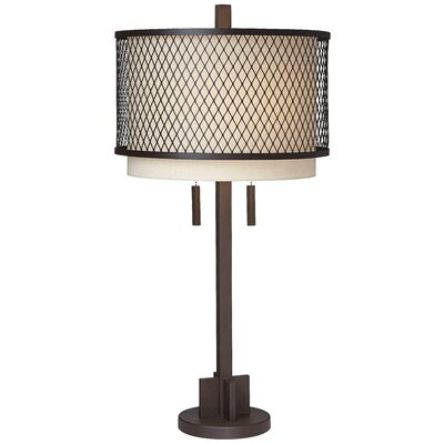 Pacific Coast Lighting Mesh Table Lamp