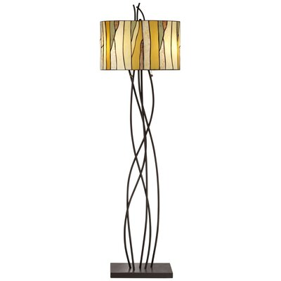 Pacific Coast Lighting Pcl Oak Vine Floor Lamp Amp Reviews Wayfair