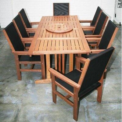 Tredor Trading Clyde 9-Piece Dining Set