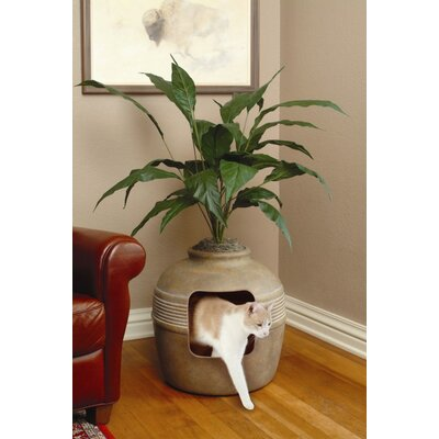 The Good Pet Stuff Company Tuscany Hidden Cat Litter Box