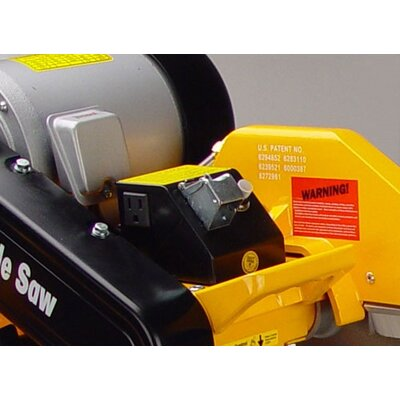 "SawMaster 2 HP 115 V 6"" Blade Capacity Wet Tile Saw"