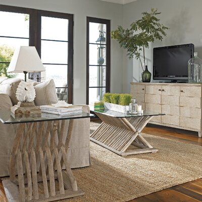 Coastal Living™ by Stanley Furniture Resort Driftwood Flats End Table