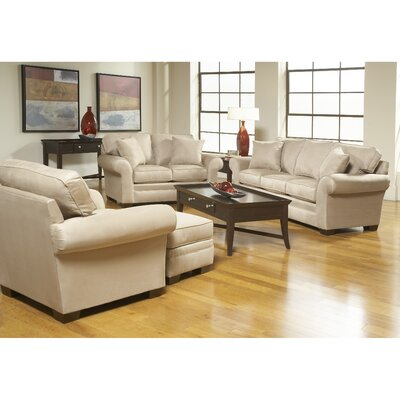 Broyhill® Zachary Queen Sleeper and Loveseat Set (Set of 4)