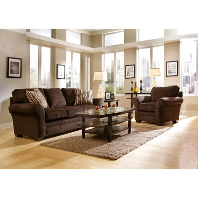 Broyhill® Zachary Sofa and Chair Set