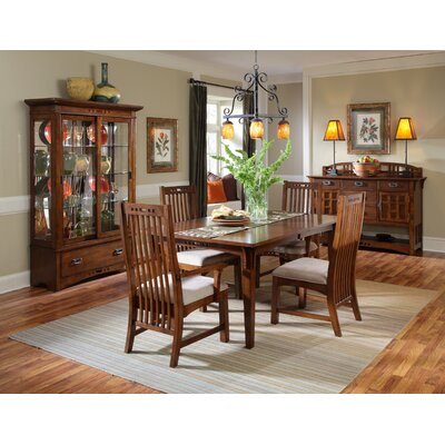 dining table broyhill artisan dining table